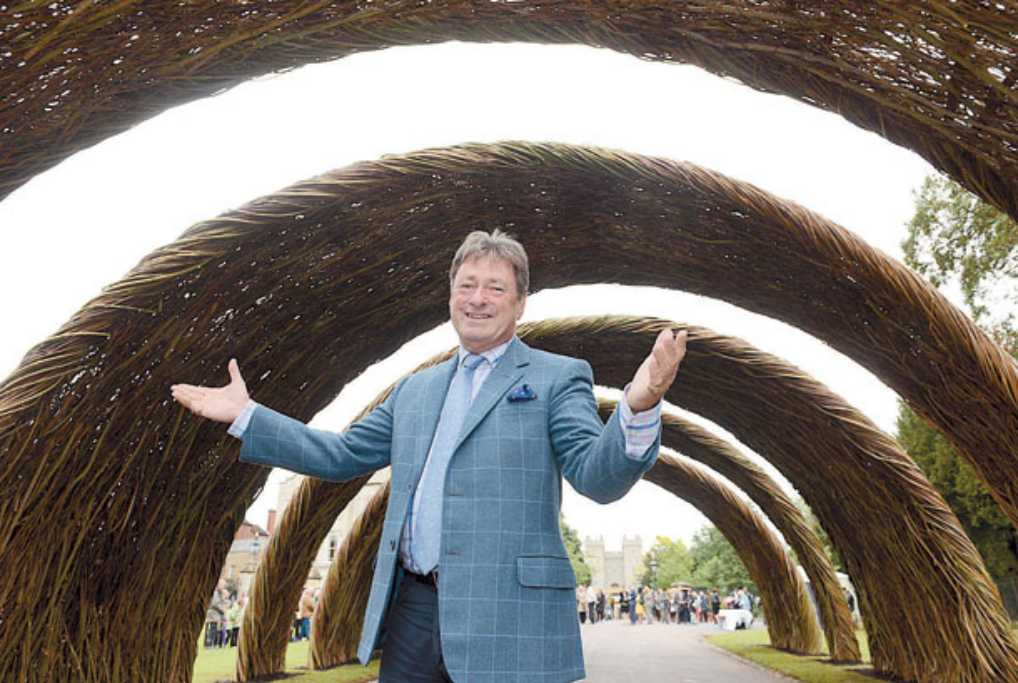 Alan Titchmarsh guest speaker and replacement for Her Majesty on the opening day